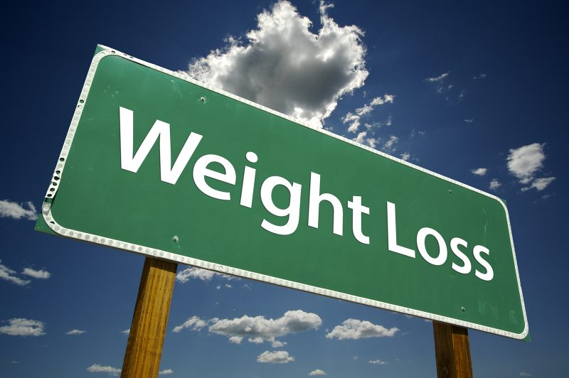 ירידה במשקל