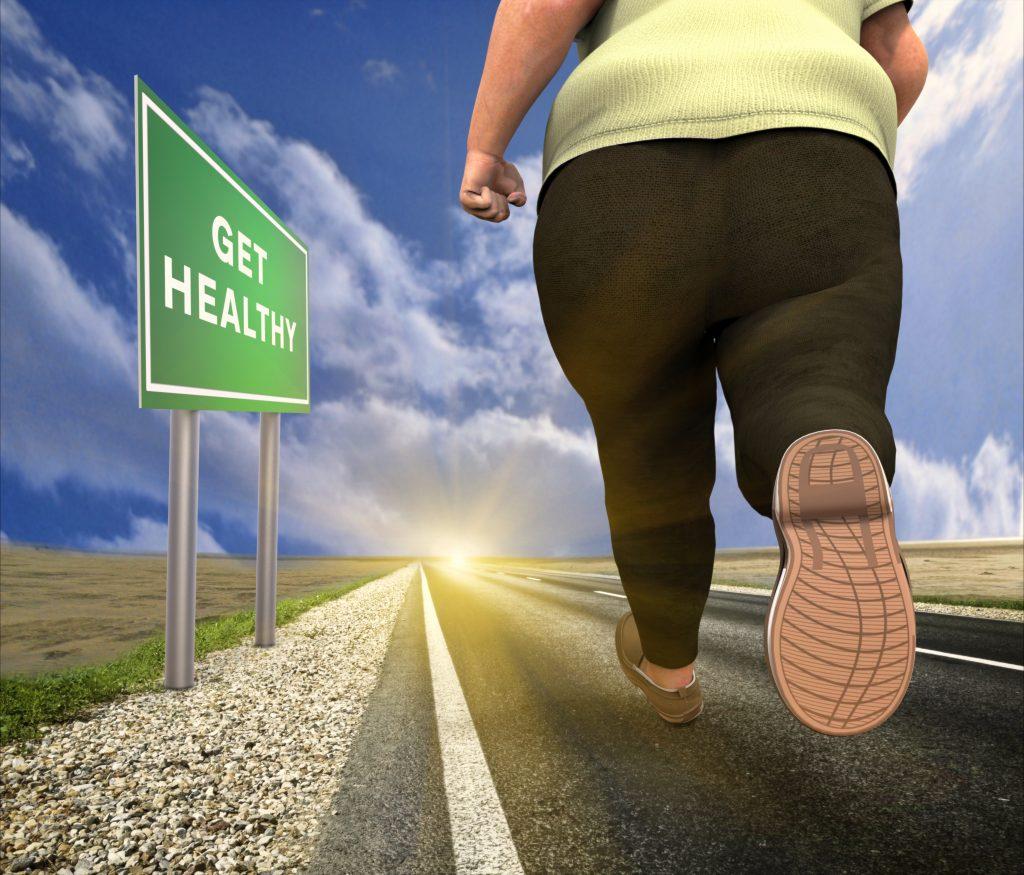 םעילות גופנית בעודף משקל